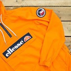 Ellesse Orange Pullover