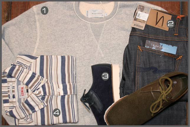 Mens Fashion Trends 2012 Spring