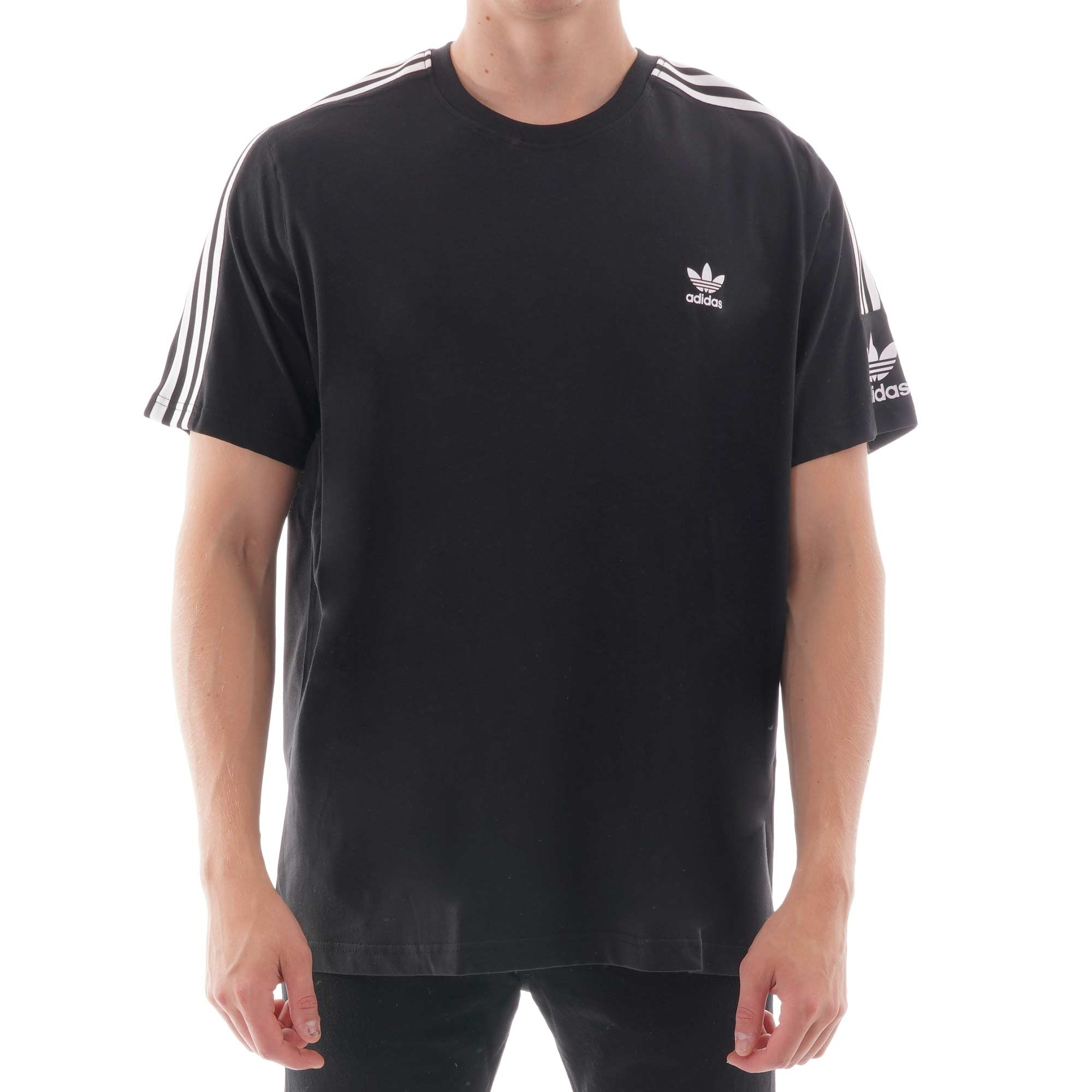 adidas 3 stripes tee originals