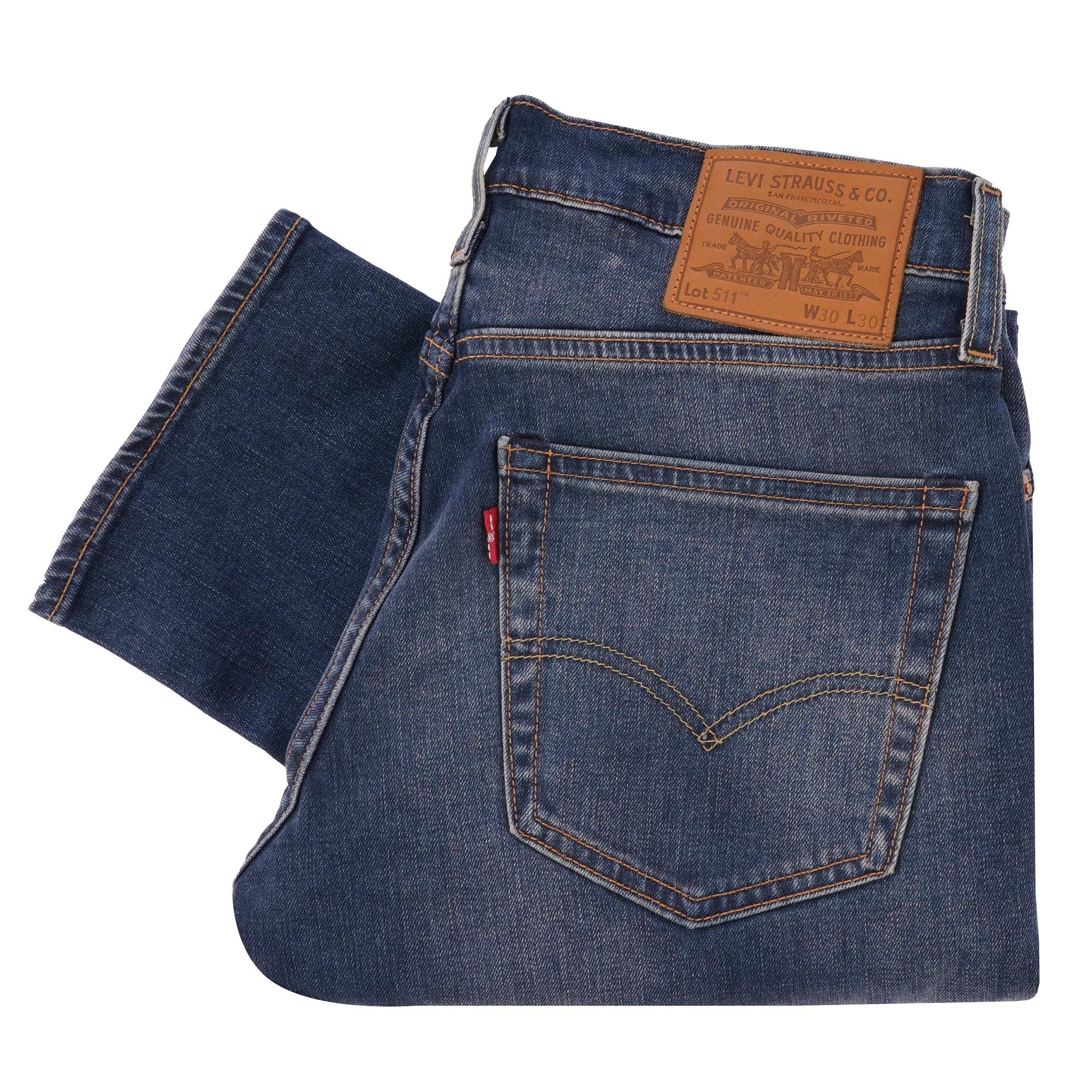 9b7905420ff Levi's 511 Slim Fit Thermadapt Jeans | Casbian Adapt | US Stockists