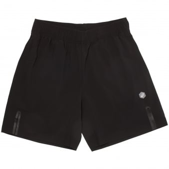 7-Inch Slit Shorts - Black