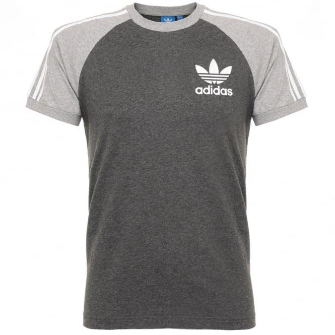 Adidas Originals Adidas Originals California Dark Grey T-Shirt AZ8126