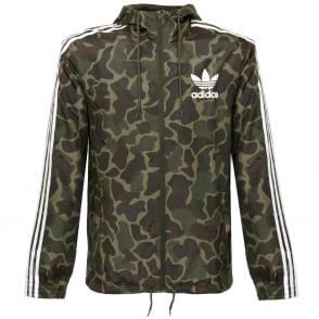 Adidas Originals Camo WB Jacket BJ9997