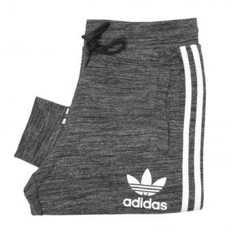 Adidas Originals CLFN FT Black Track Pants BK5905