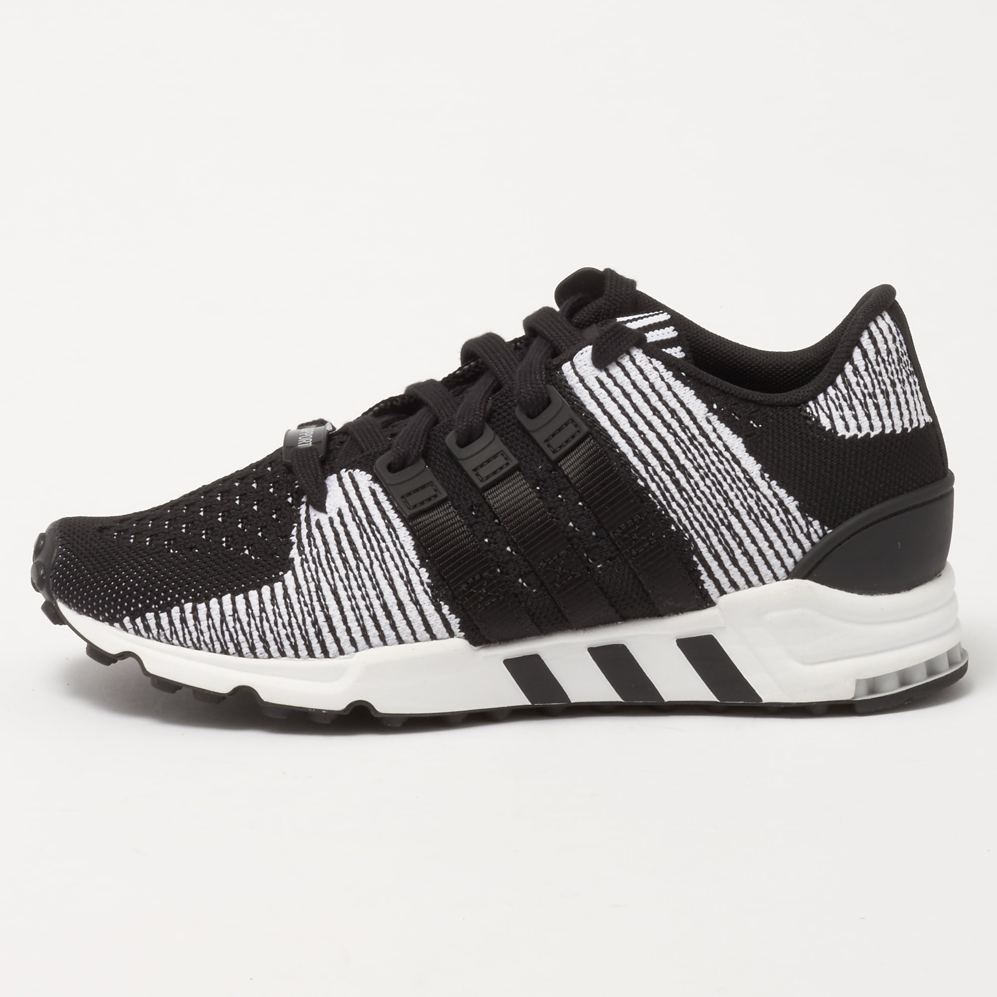on sale 3d355 af908 adidas Originals EQT Support RF Primeknit - Core Black & FTW White