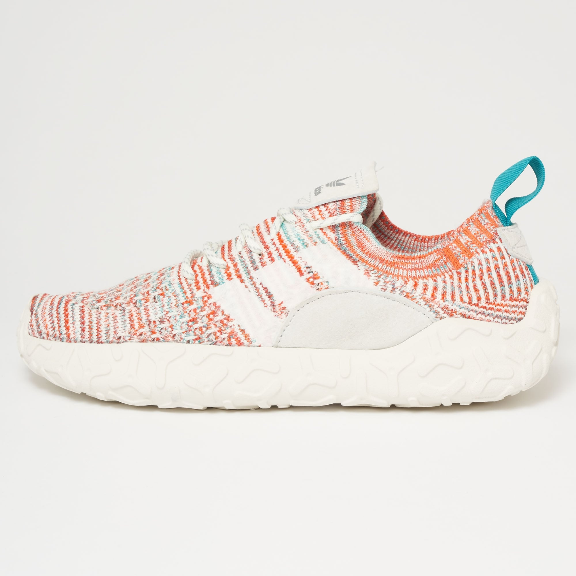 cheap for discount 82e3c 954c1 F22 Primeknit - Trace Orange, Crystal White amp FTWR White