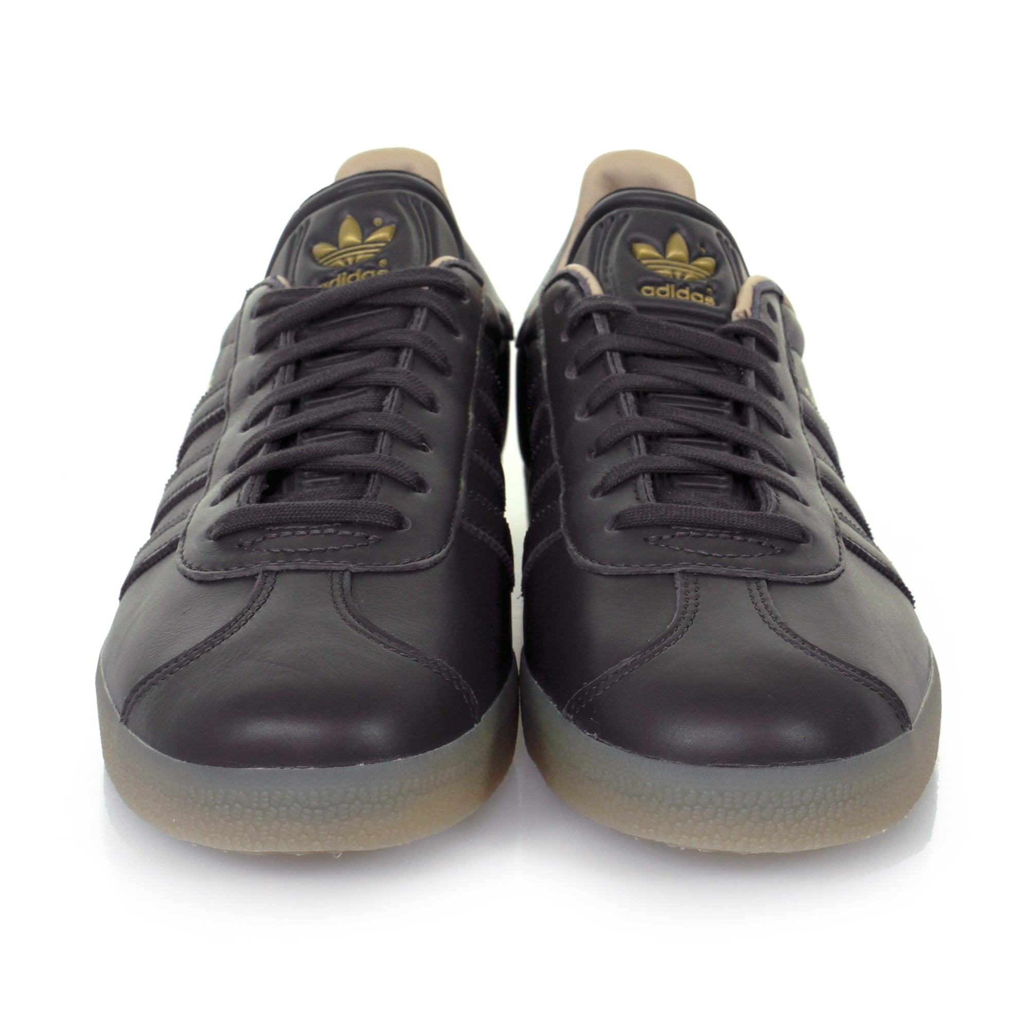 adidas shoes leather