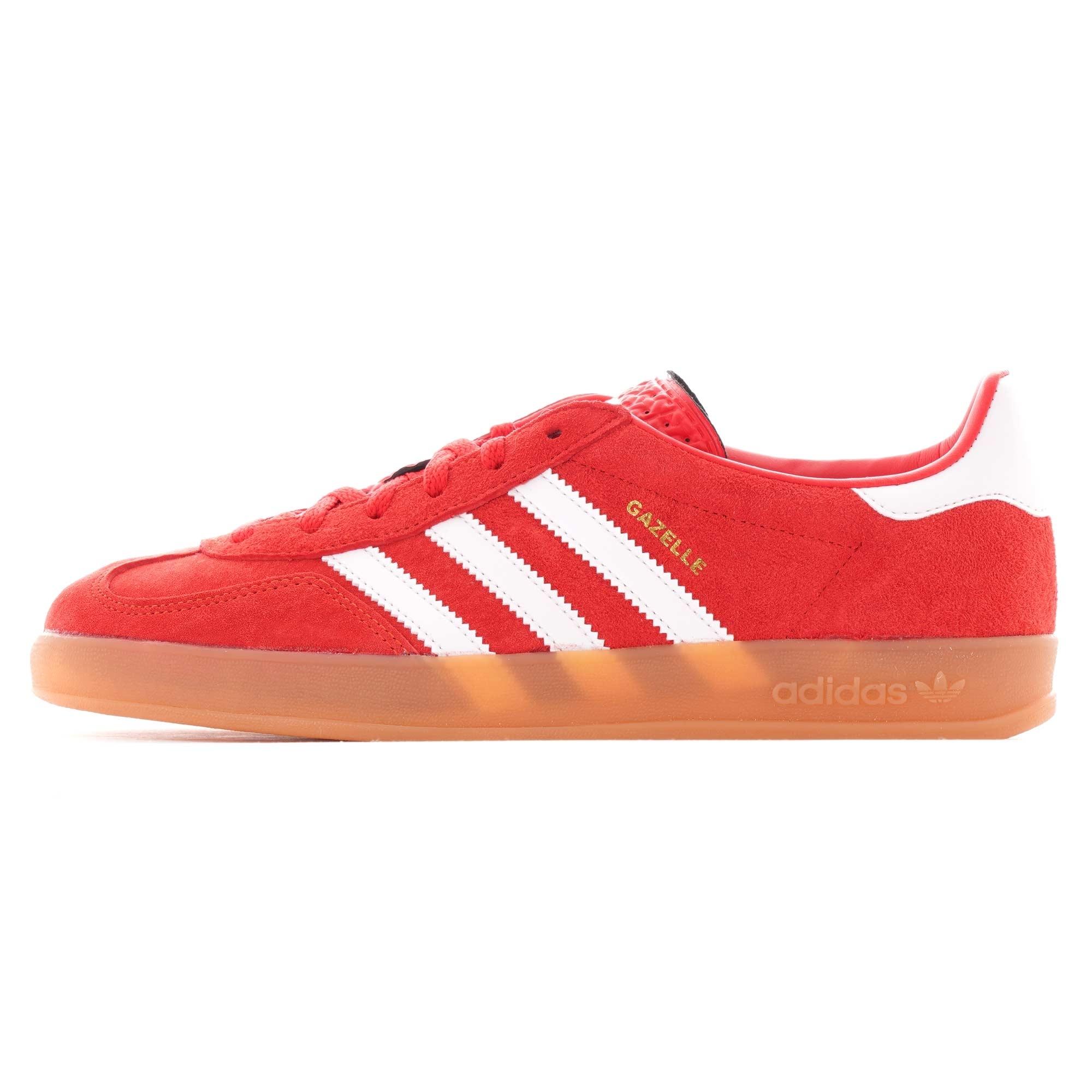 Adidas Originals Gazelle Indoor - Red