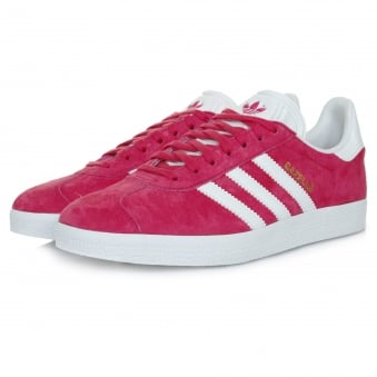 Adidas Originals Gazelle Pink White Shoe BB5483