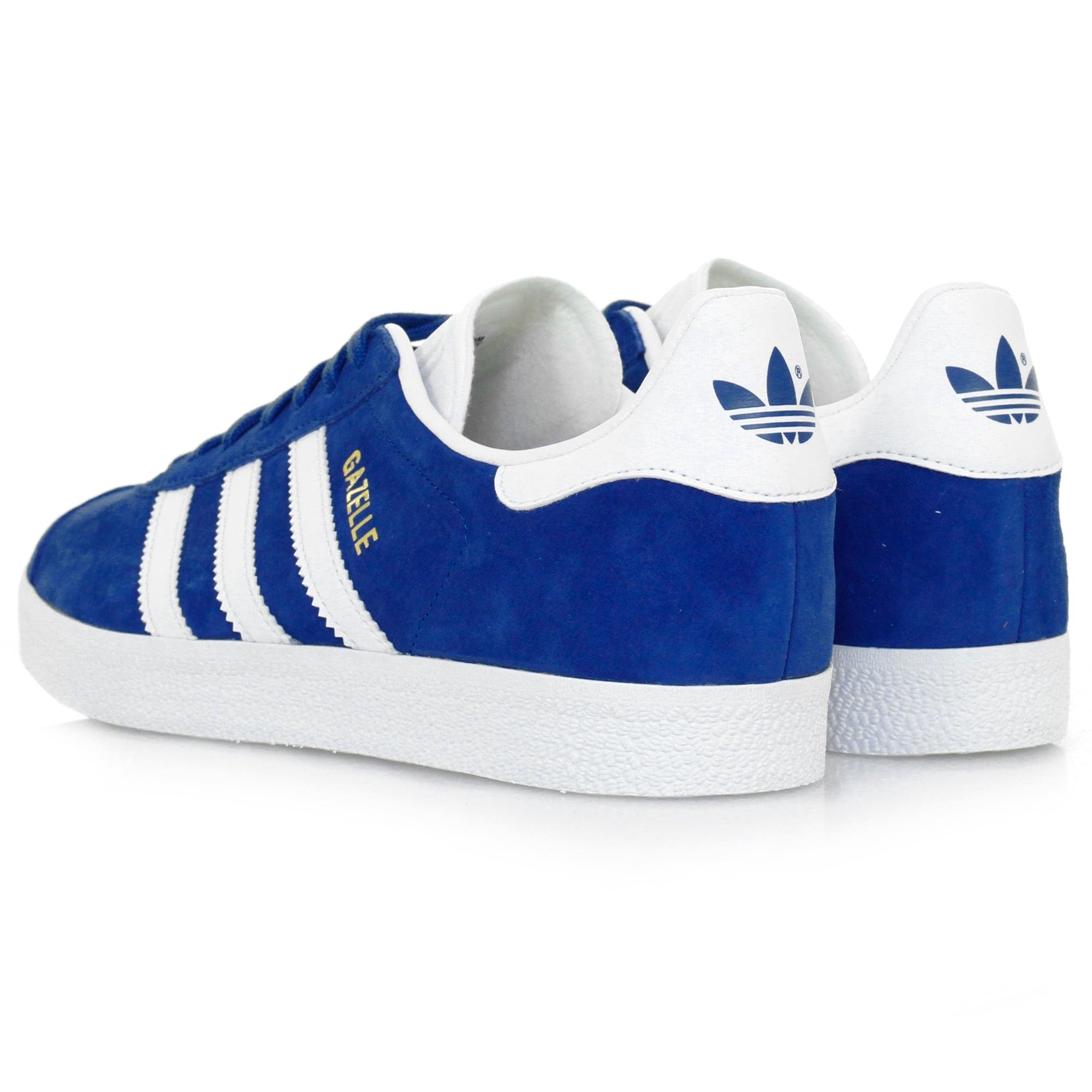 Adidas Originals Gazelle Royal Blue Suede Shoe S76227