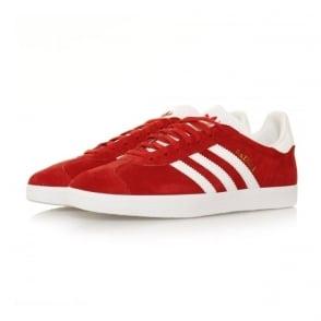 Adidas Originals Gazelle Scarlet Red Shoes S76228