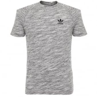 Adidas Originals Premium Grey T-Shirt AZ1609