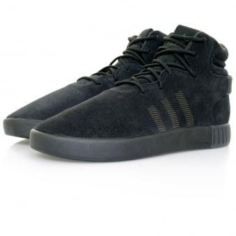 Adidas Originals Tubular Invader Black Shoe S81797