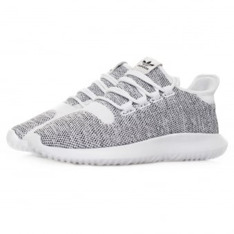 Adidas Originals Tubular Shadow Knit White Shoe BB8941