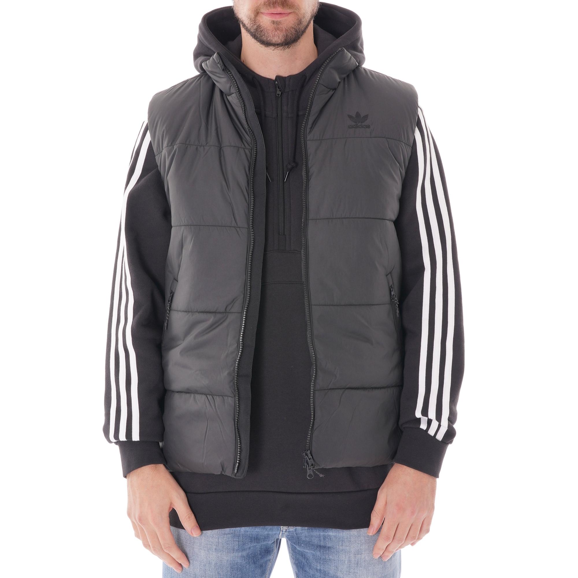 Vest Jacket Black