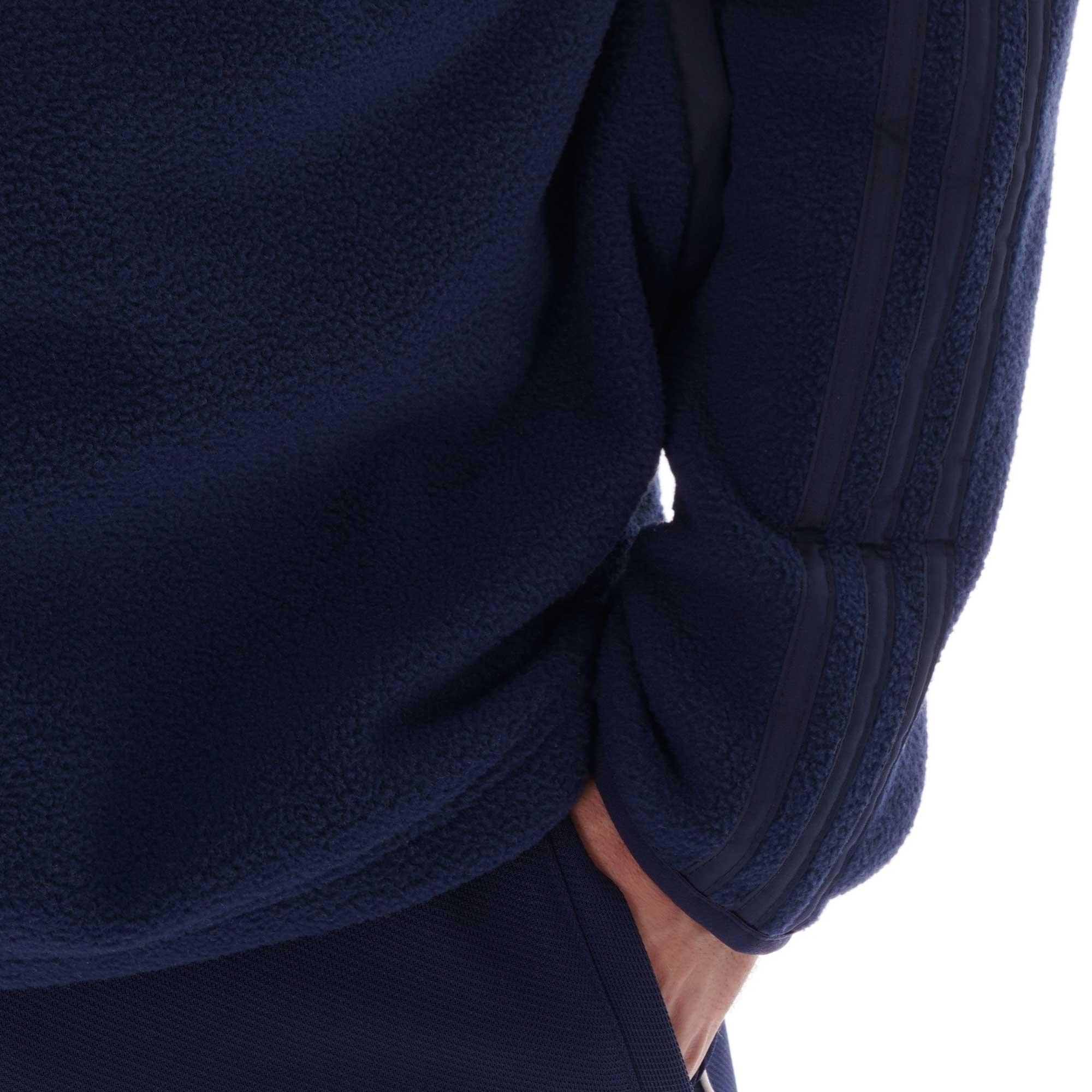 Winterized Half Zip Jacket Navy