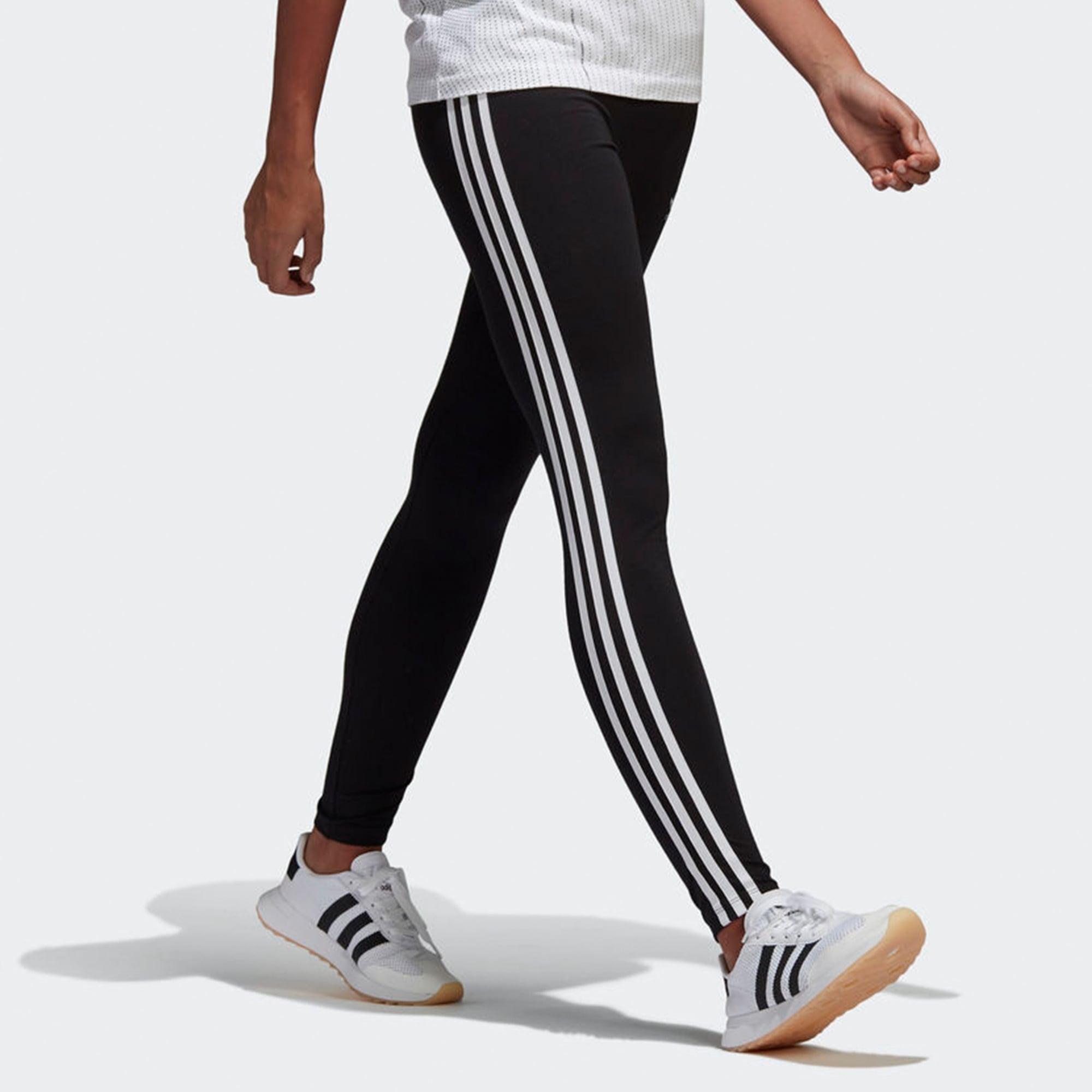 Adidas Originals Womens | Black Adidas Womens 3 rayas polainas | 07a2d63 - grind.website