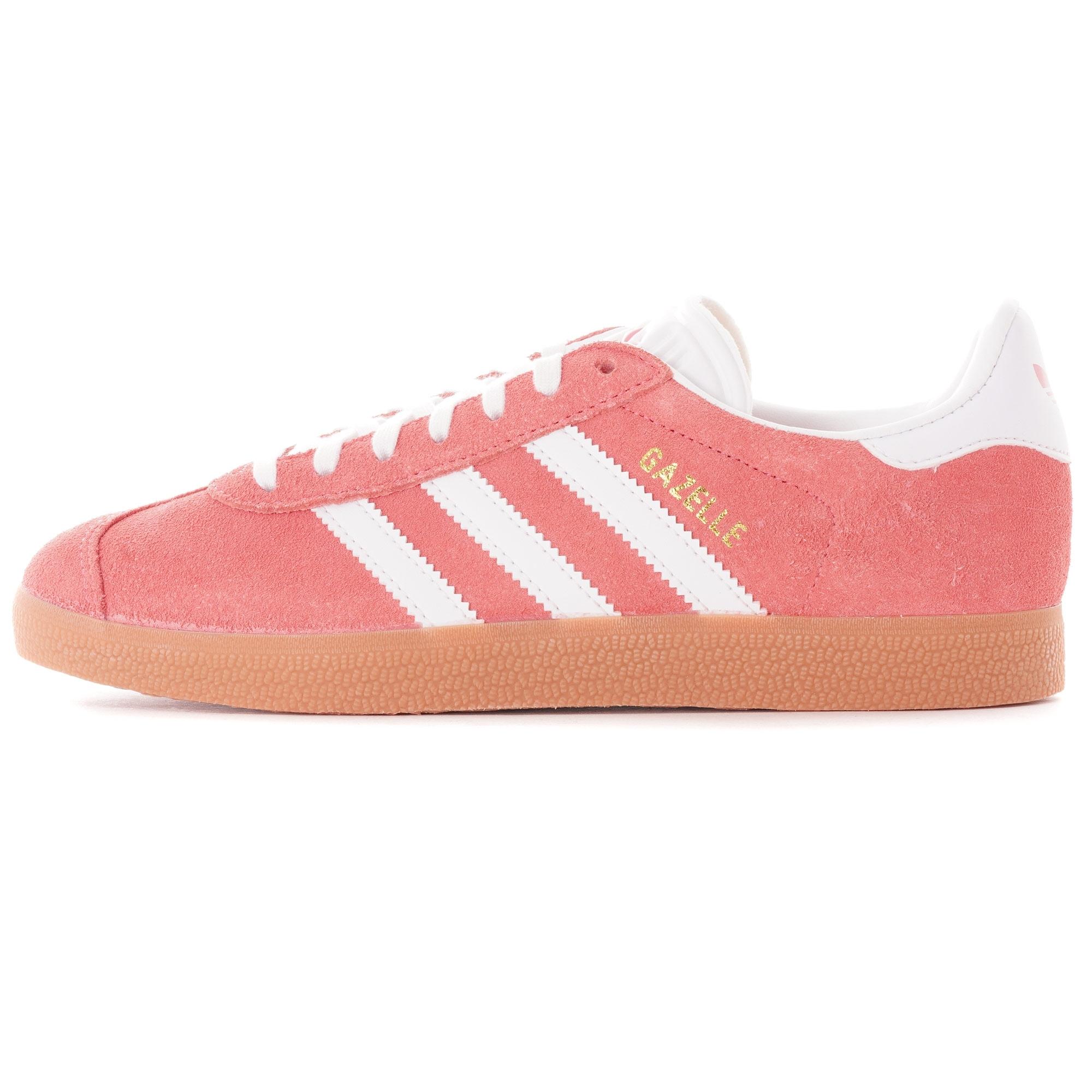 Adidas Originals Womens Gazelle - Pink