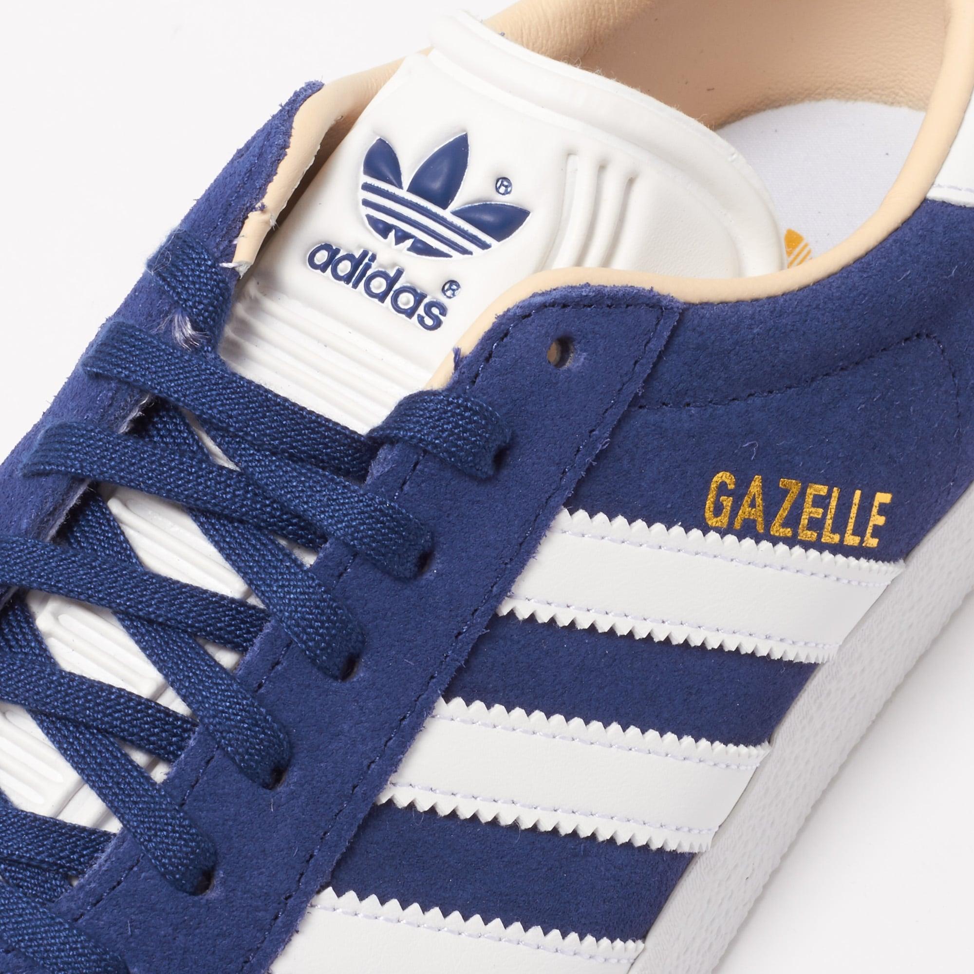 Adidas Originals Womens Womens Gazelle Trainers - Noble Indigo