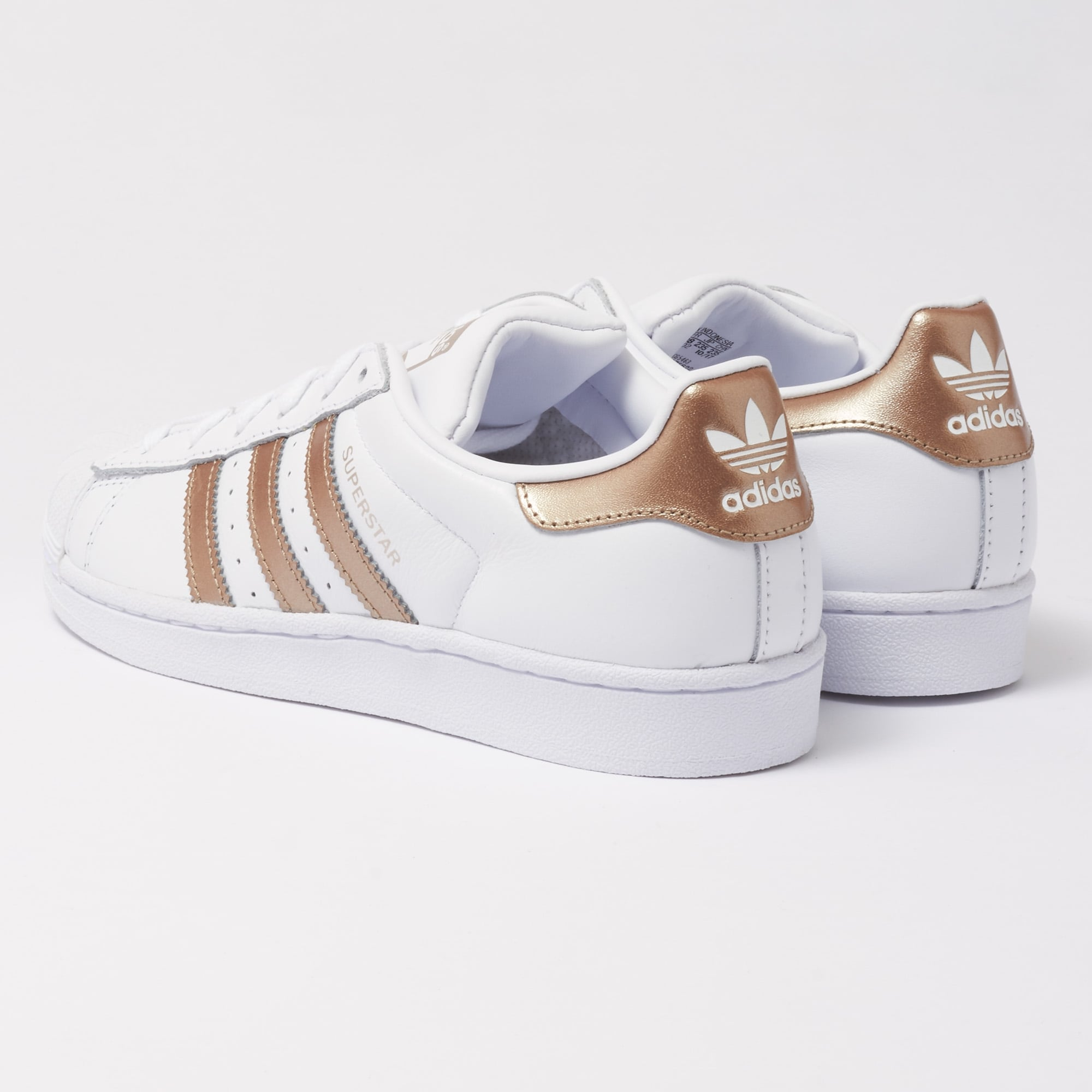Adidas Superstar W ftwr whitecyber metallicftwr white ab