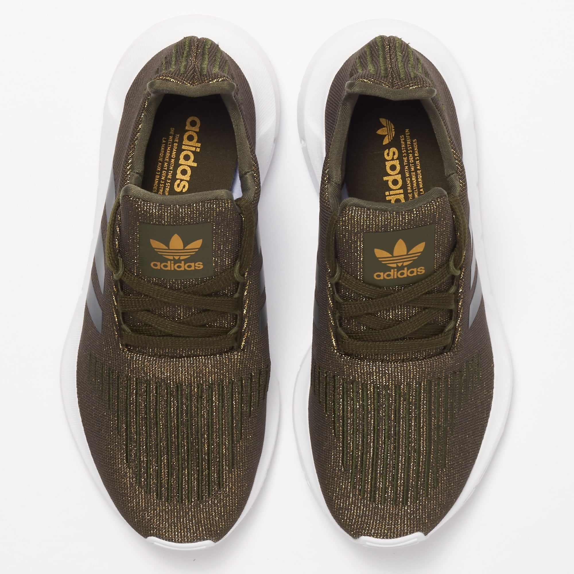 c72789f112 Adidas Originals Womens Swift Run Sneakers