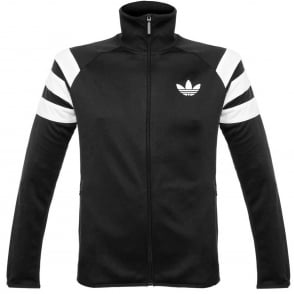 Adidas Trefoil Football Club Black Track jacket AJ7677