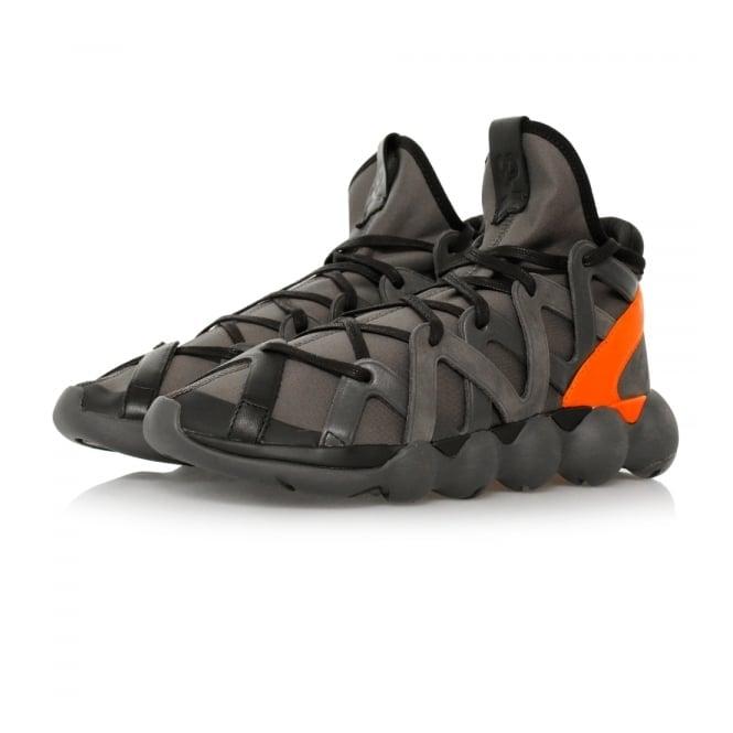 Adidas Y-3 Adidas Y-3 Kyujo High Chamel Orange Shoes BB4741