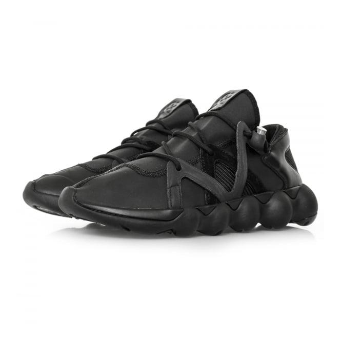 Adidas Y-3 Adidas Y-3 Kyujo Low Black Shoe BB4736