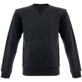 Adidas Y-3 M CL Black Sweatshirt S13583