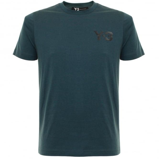 Adidas Y-3 Adidas Y-3 M CL Short Sleeve Midnight T-Shirt B28224