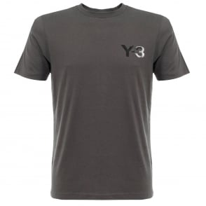 Adidas Y-3 M COOL Short Sleeve Utility Black T-Shirt BR6556