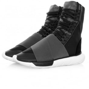 Adidas Y-3 Qasa Chamel Black Boot BB4803