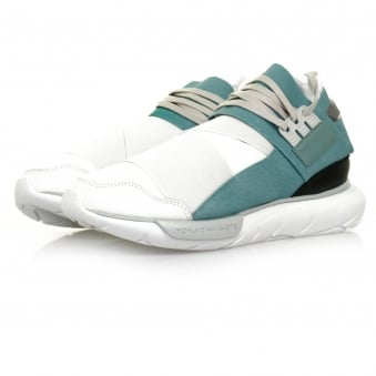 Adidas Y-3 Qasa High Cry White Shoe S82122