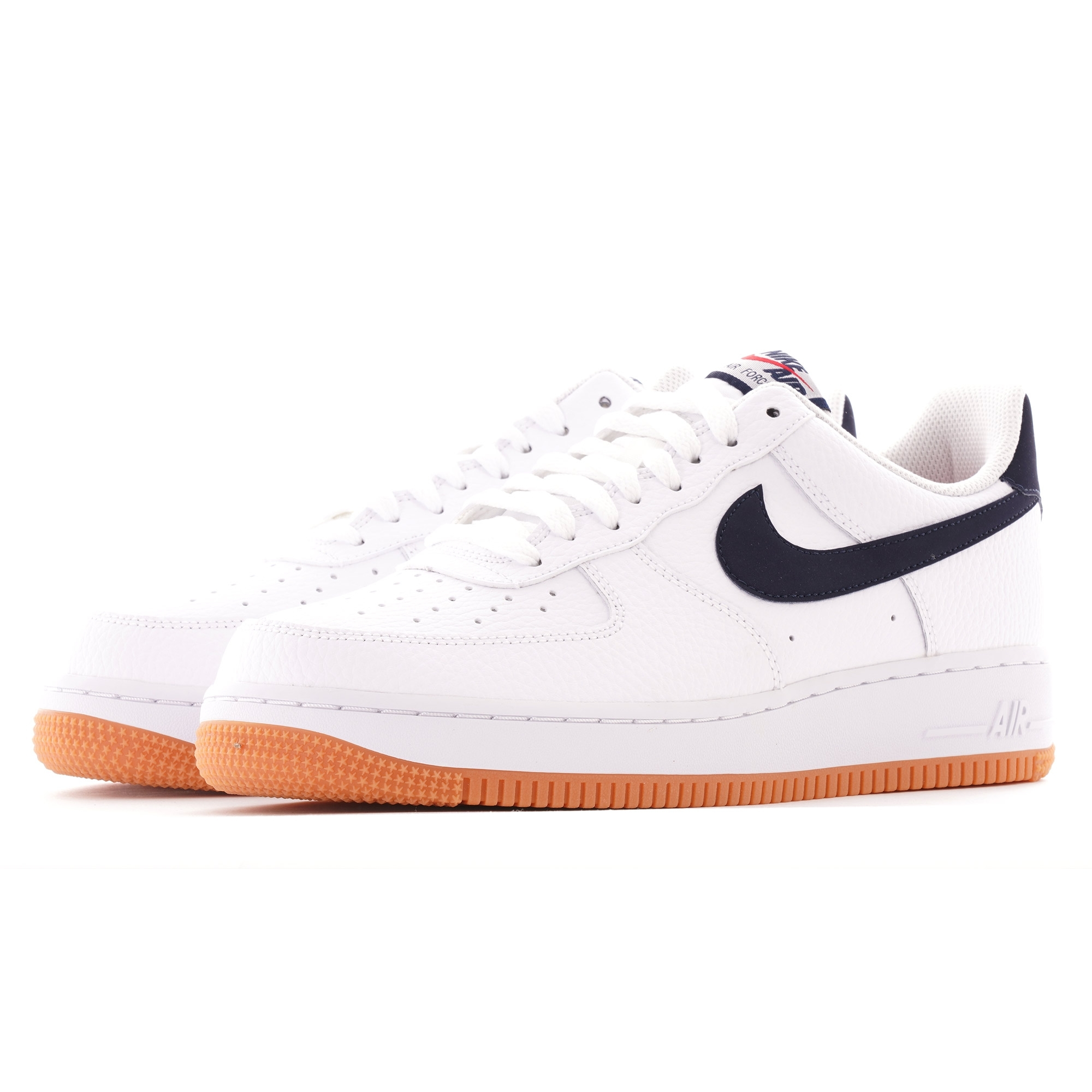 Air Force 1 '07 2 - White and Obsidian