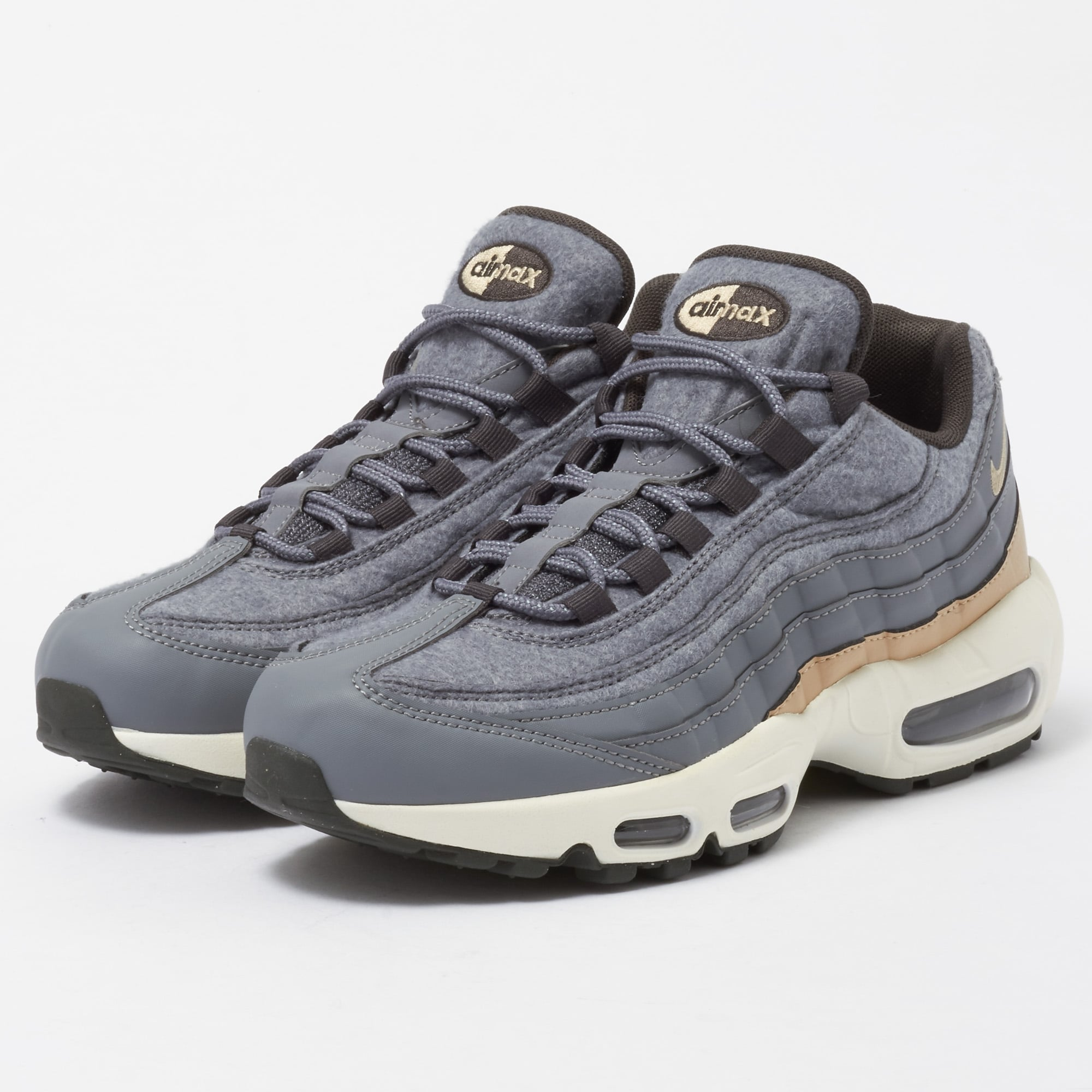 nike air max 95 black cool grey