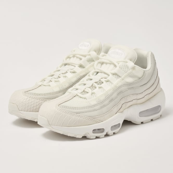 Nike Air Max 95 PRM - Summit White