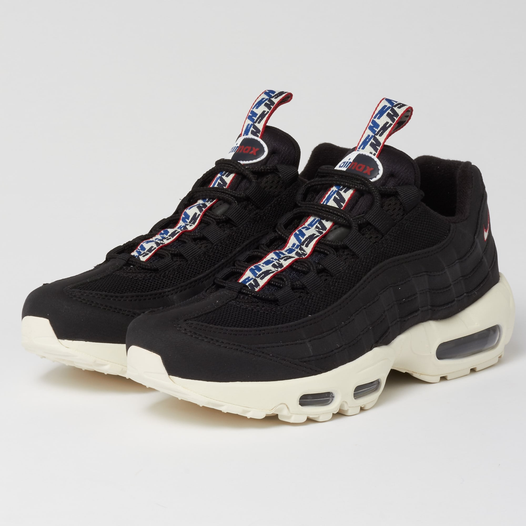 white nike air max 95 tt nz
