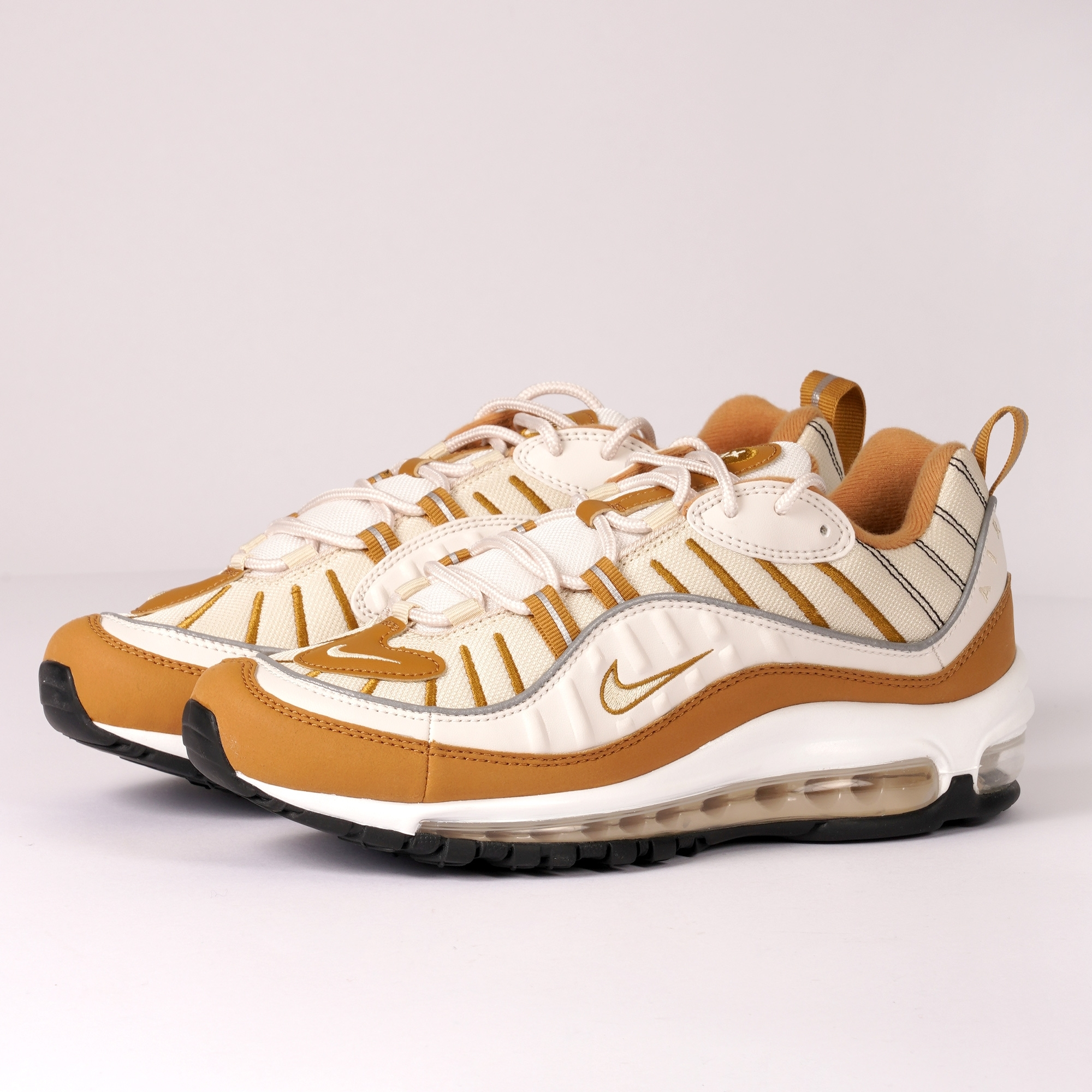 big sale 3b1cf fd261 Air Max 98 - Phantom, Beach & Wheat