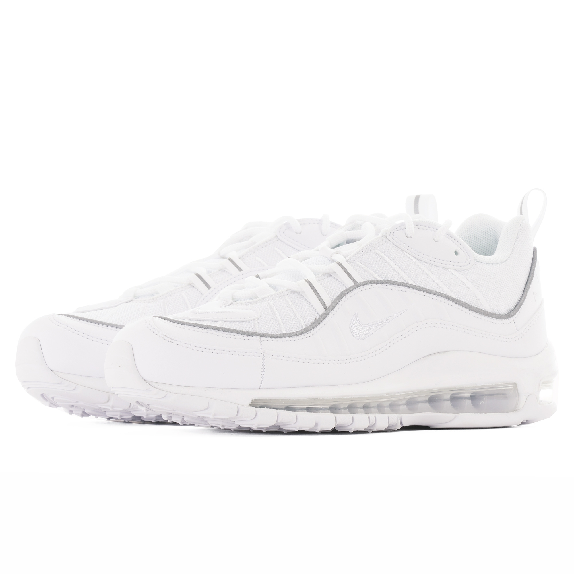 new style 4f855 52c25 Air Max 98 - White