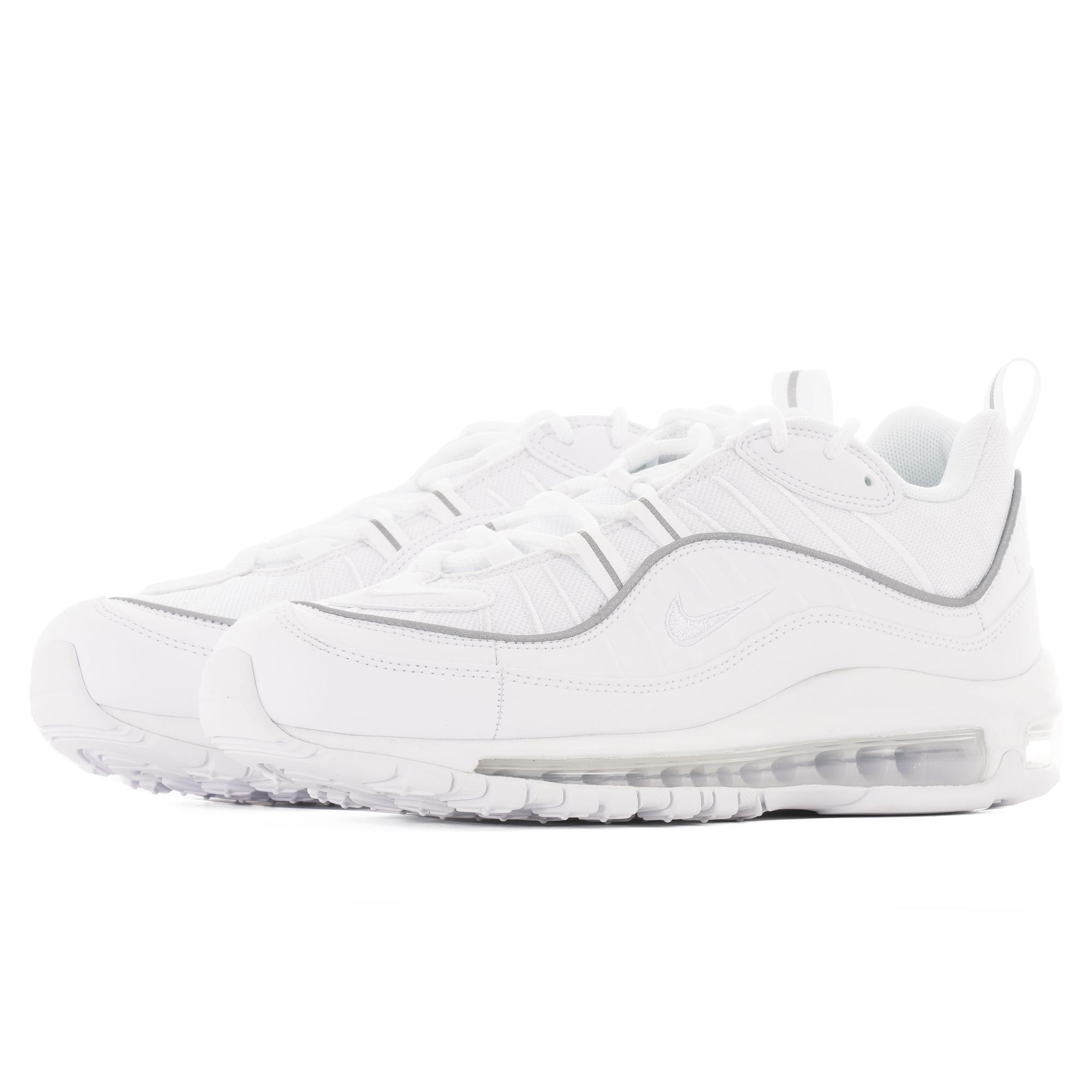 Nike Womens Air Max 98 - White