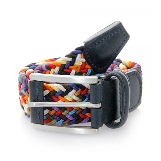 31e228f8d5d0 Anderson Belts Woven Multi Belt