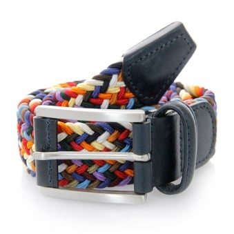 Anderson Belts Woven Multi Belt