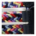 Anderson's Belts Anderson Belts Woven Rainbow Belt AF2949048