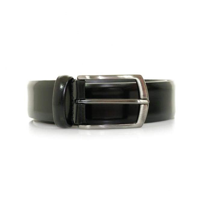 Anderson's Belts Anderson Black Shine Leather Belt A/1981 PL262 N1