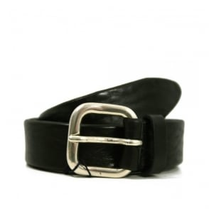 Andersons Black Leather Belt A2782