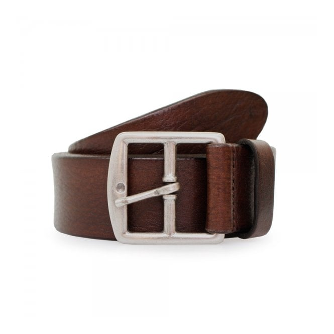 Anderson's Belts Anderson's Grain Brown Leather Belt A/2683 PL100 N1