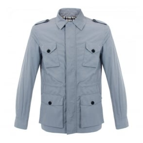 Aquascutum Blythe Grey Field Jacket 011553003