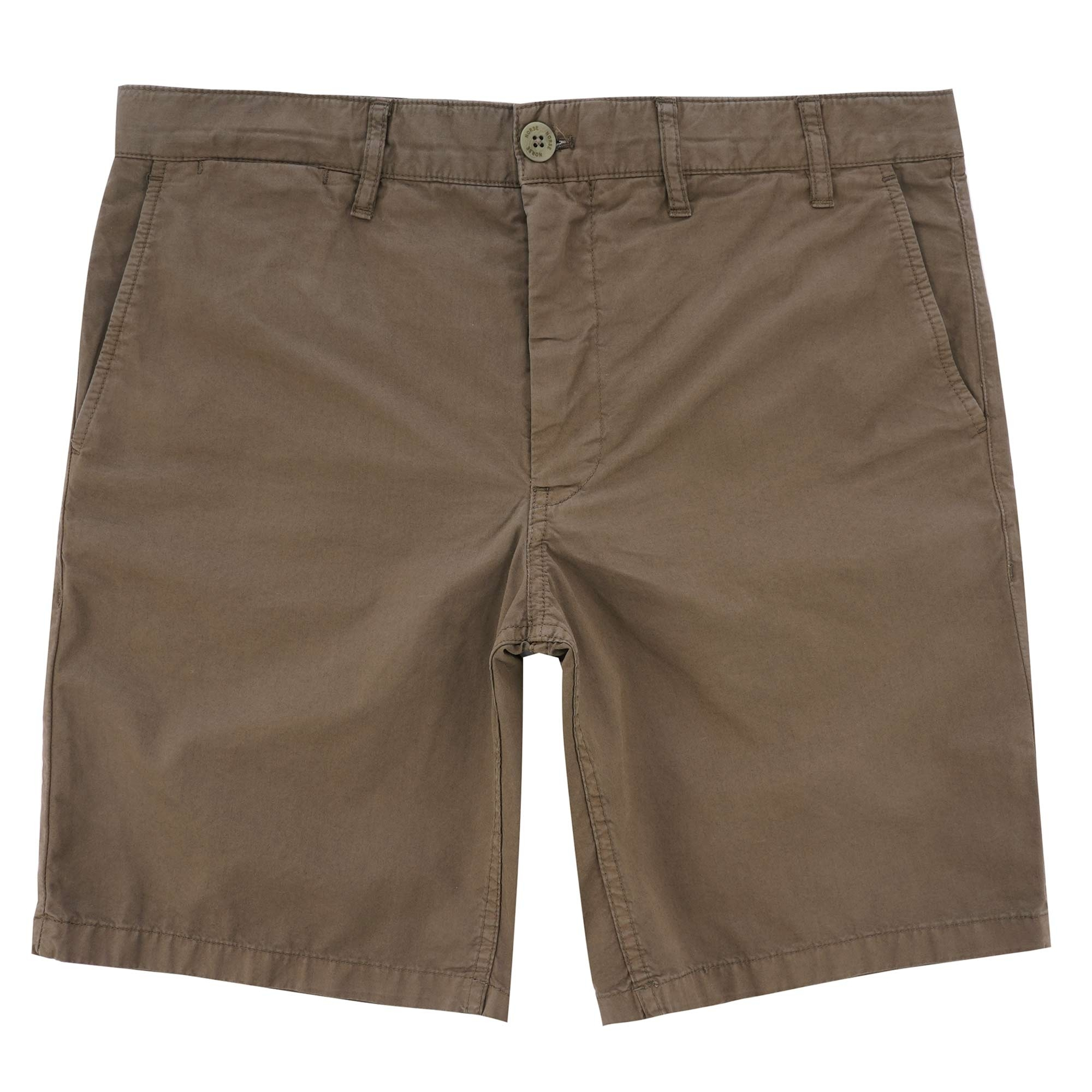 cd0c63f1a00 Norse Projects Aros Light Twill Shorts   Ivy Green   AUS Stockists