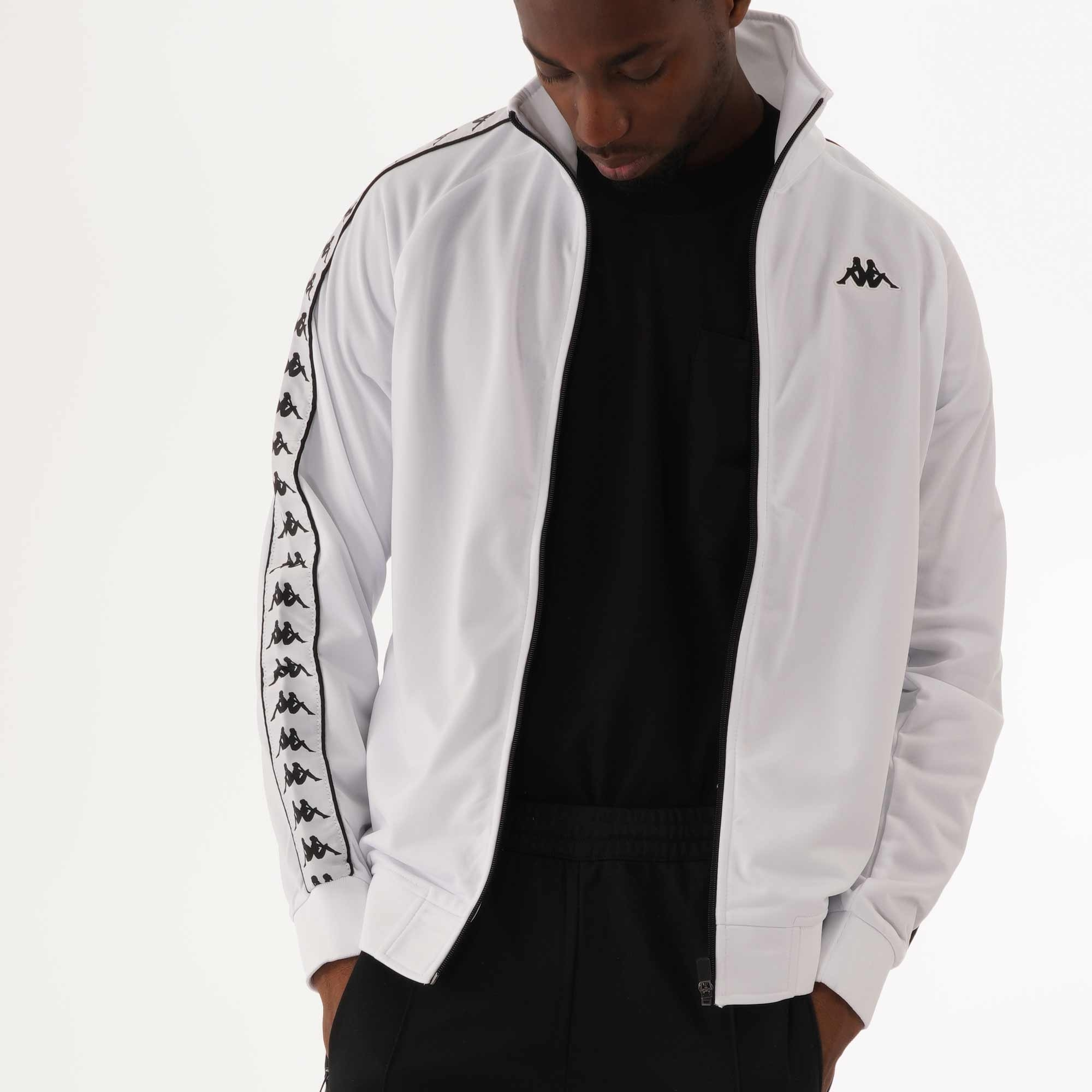 3a74d685 Banda Anniston Track Top - White