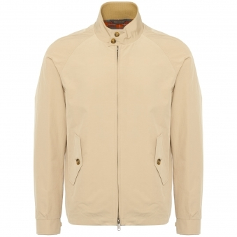 Baracuta G4 Original Harrington Jacket Natural BRCPS0002
